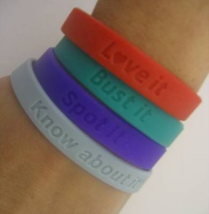 Buy Clubit Charity Wristbands