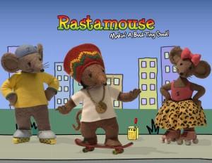 Rastamouse Plush Toys