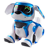 Teksta Interactive Robotic Puppy Dog