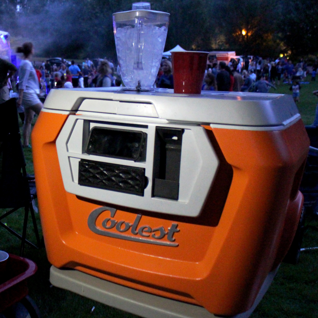 Coolest Cooler 21st Century Ice Box