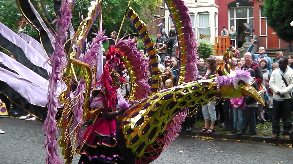 Leeds Chapeltown Carnival  Parade 2014