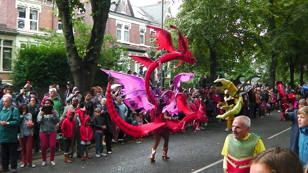 Leeds West Indian Carnival 2014