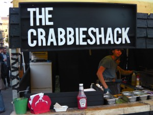 The Crabbie Shack