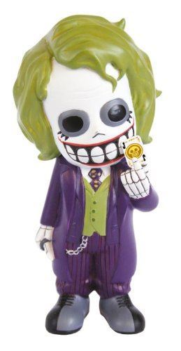 CALAVERITAS MEXICAN DAY OF THE DEAD RARE & COLLECTABLE FIGURE JAJA CLOWN
