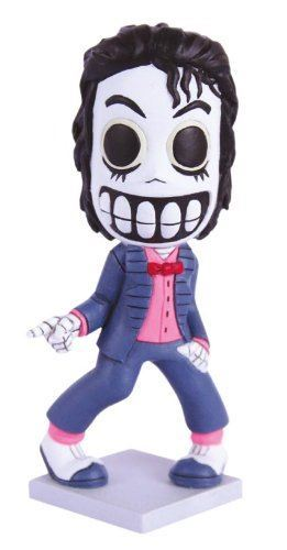 CALAVERITAS MEXICAN DAY OF THE DEAD RARE & COLLECTABLE FIGURE JEAN
