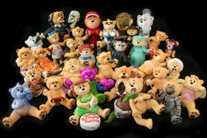 Bad Taste Bears Collectible Figurines